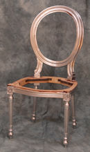 Carcasse Brut Chaise Medaillon