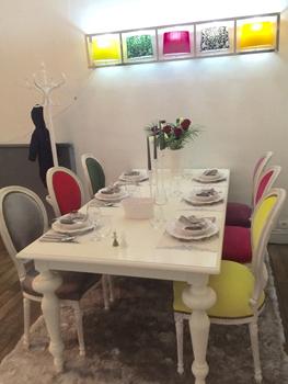 Elegant Maison Du Monde Chaises Salle Manger Dedans Chaise Louis With