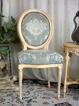 chaises medaillon louis xvi meuble de salon contemporain. Black Bedroom Furniture Sets. Home Design Ideas