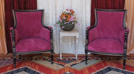 fauteuil bergere empire