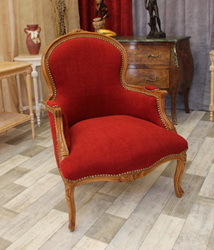 nayar fabricant fauteuil bergere louis xv regence empire. Black Bedroom Furniture Sets. Home Design Ideas