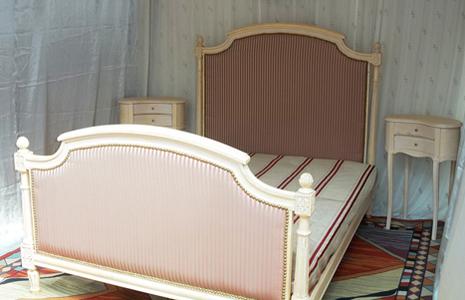 fabricant lit et tete de lit baroque louis xv xvi empire sur mesure. Black Bedroom Furniture Sets. Home Design Ideas