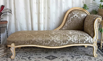meridienne baroque louis XV