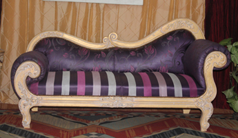 Fabricant fauteuil chaise canap mridienne bergre cabriolet jacob - Meridienne style baroque ...
