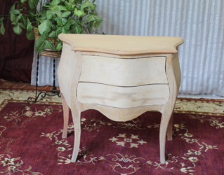 Commode brut de Style Louis XV